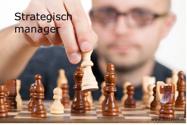 Strategisch manager