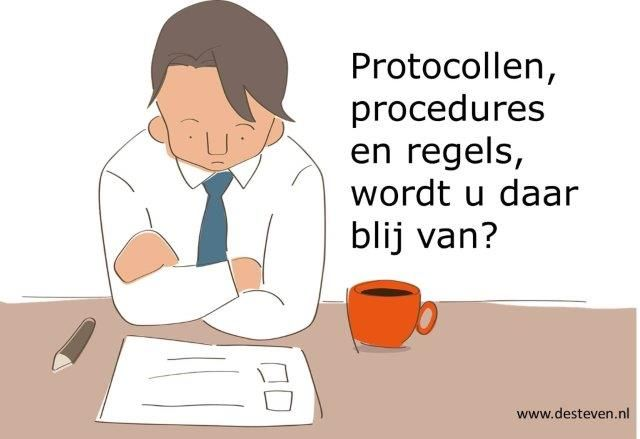 Protocollen, procedures en regels