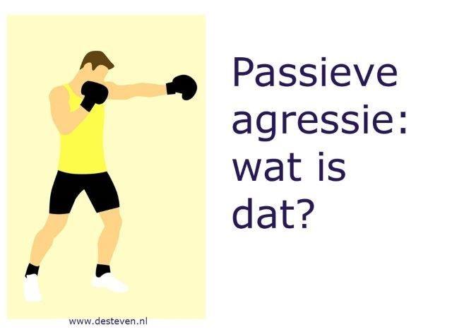 Passieve agressie