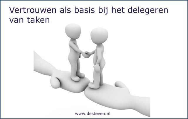 Vertrouwen en delegeren