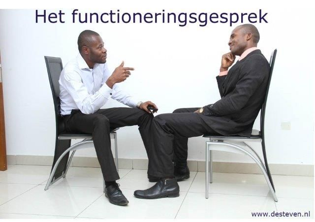 Functioneringsgesprek: wat is dat?