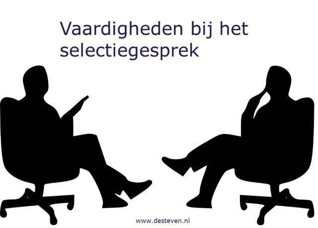 Vaardigheden bij het voeren van selectiegesprekken voor leidinggevenden