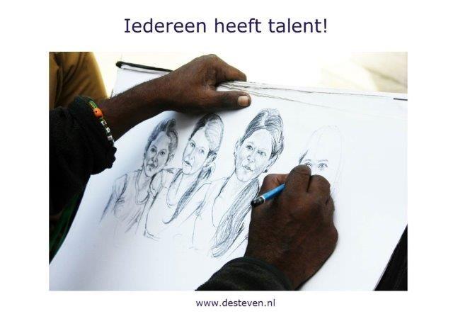 Talent en talentontwikkeling