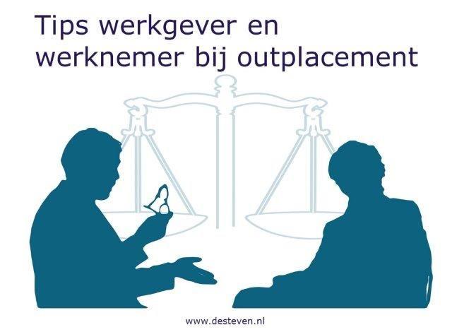 Werkgever en werknemer: tips bij outplacement