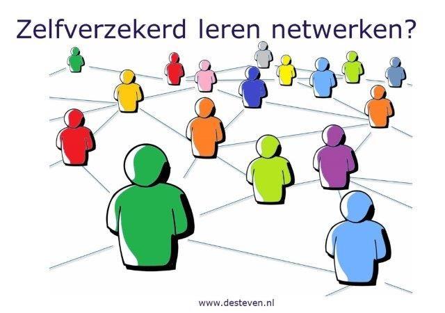 Zelfverzekerd leren netwerken