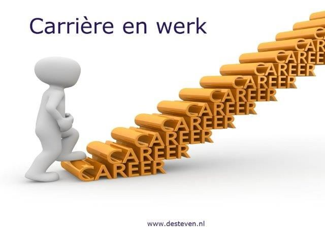 Carriére en werk: training en coaching