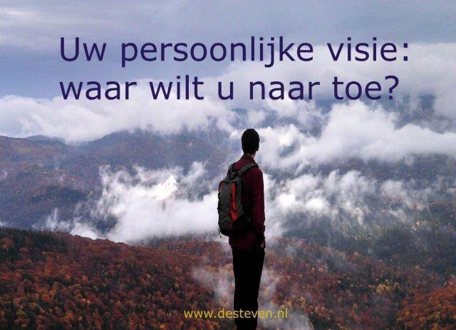 Persoonlijke visie ontwikkelen