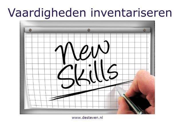 Vaardigheden inventariseren
