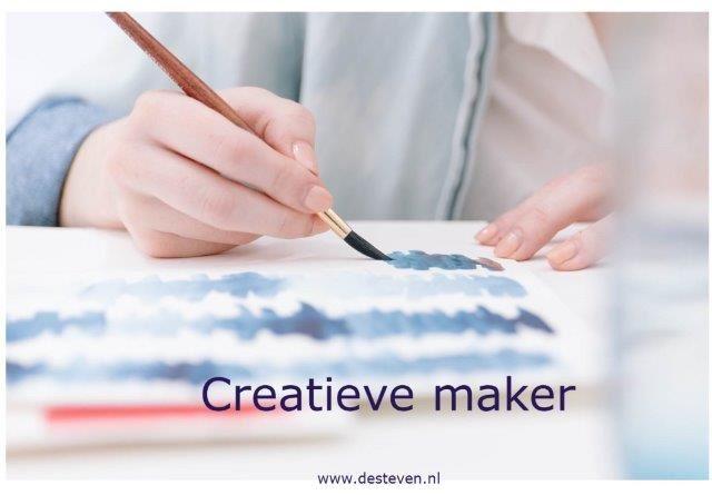 Creatieve maker