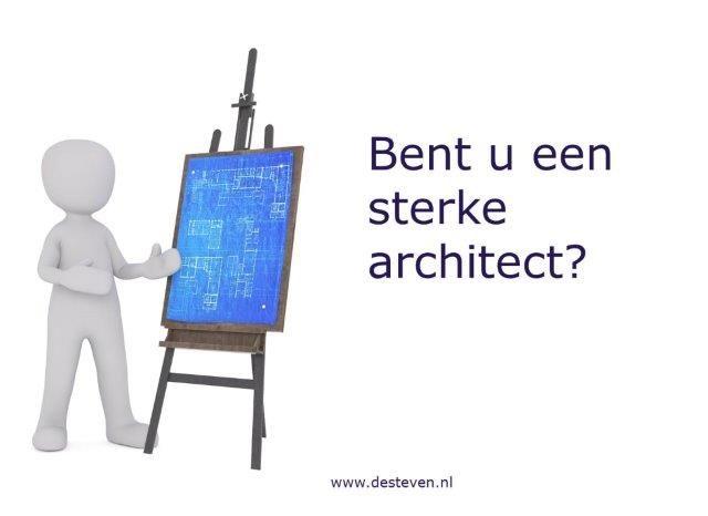 Sterke architect