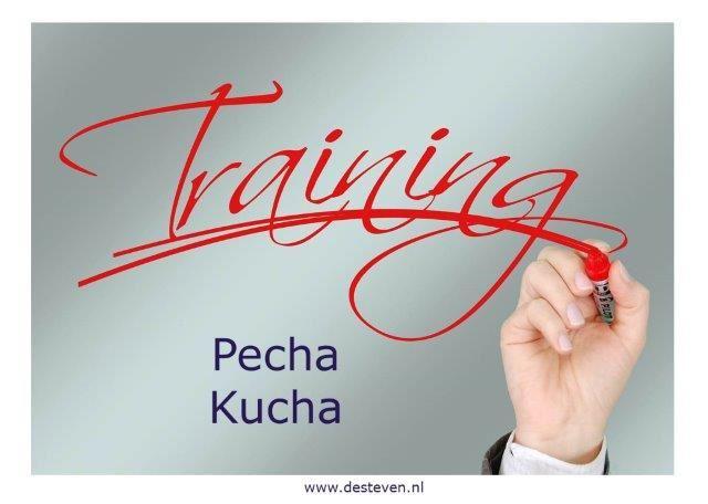 Training pecha kucha