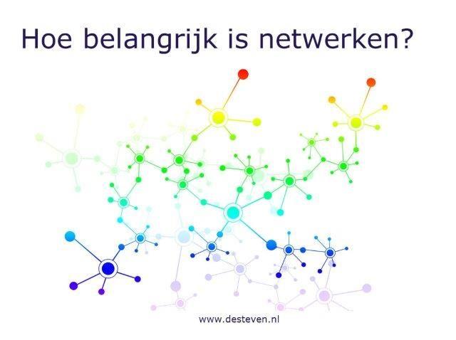 Netwerken: training voor ondernemers of werkzoekenden