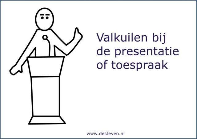 Valkuilen presentatie