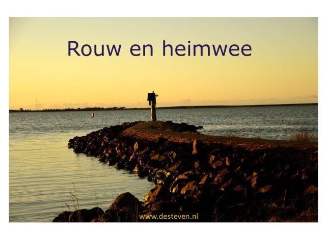 Rouw en heimwee