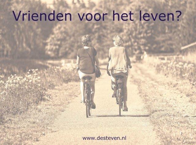 Verloren vriendschap