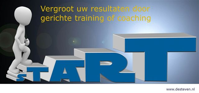 Sales training en coaching: verkooptraining