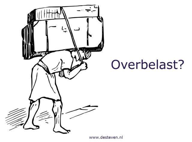 Overbelast of overbelasting