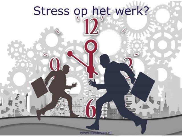 Burnout en stress op het werk
