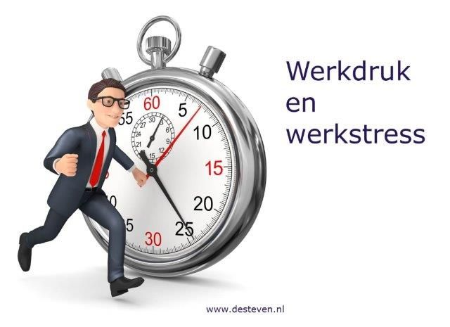 Werkdruk en werkstress