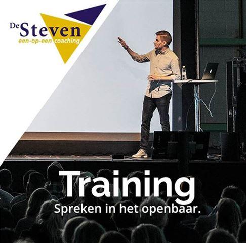 Training spreken openbaar