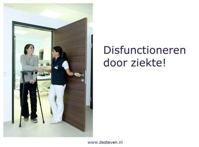 Disfunctioneren door ziekte