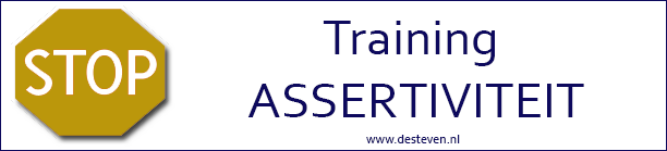 training assertiviteit