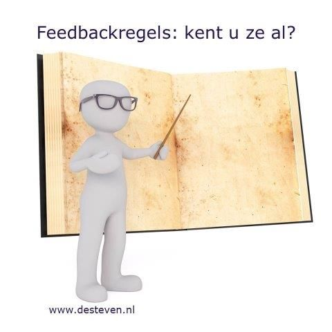 Feedbackregels