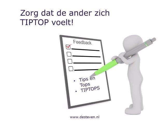 TIPTOP feedback methodiek