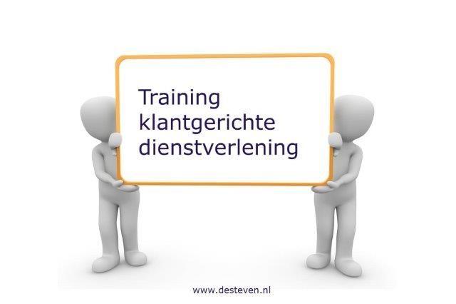 Training klantgerichte dienstverlening