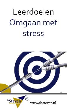 leerdoelen omgaan stress