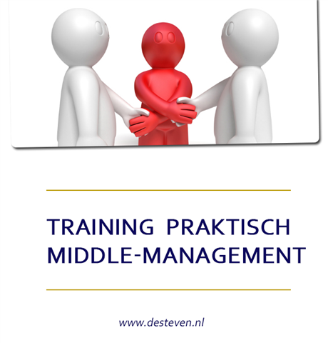 training cursus praktisch middle management