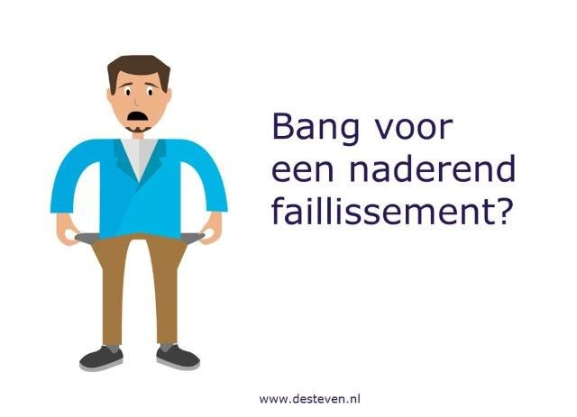 Faillissement: bent u er bang voor?
