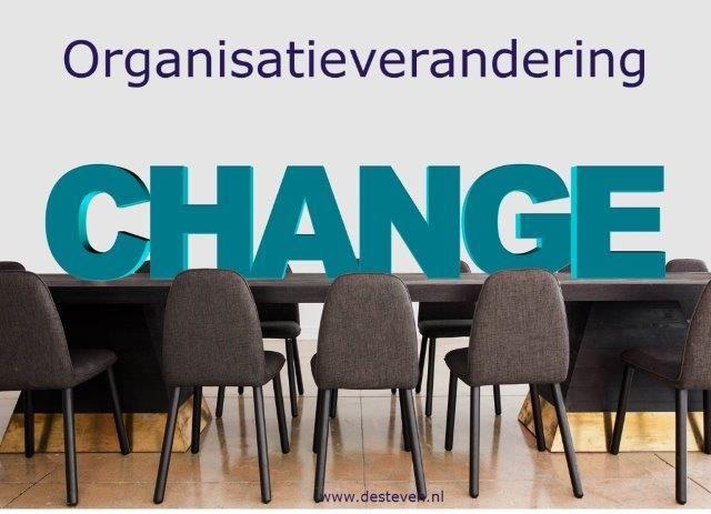 Organisatieverandering zinvol of zinloos?