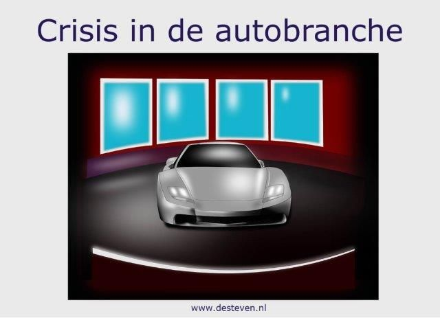 Crisis in de automotive