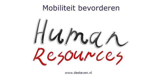 Mobiliteit bevorderen binnen organisaties