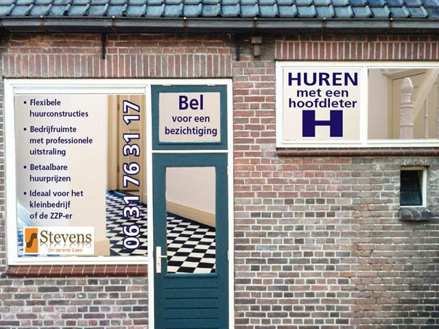 Kantoorruimte te huur in Hoogeveen
