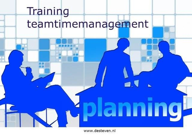 Training teamtimemanagement